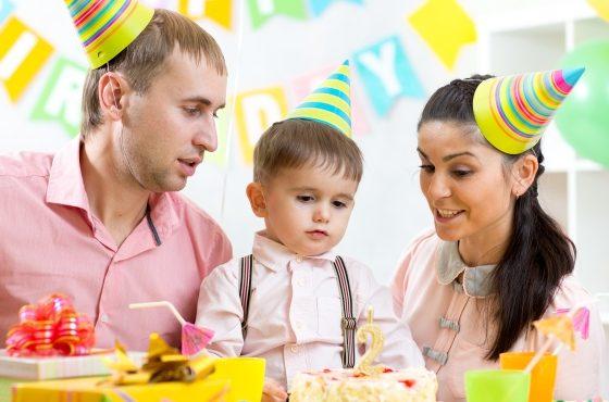 Оформление шарами Дня Рождения мальчика