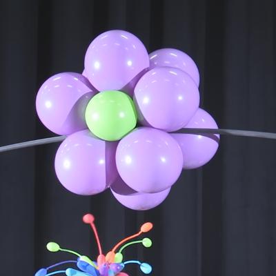 Цветок на креплении
