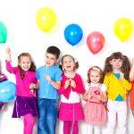 5 идей оформления детского праздника шарами