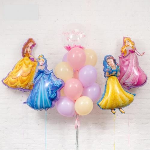4 принцессы